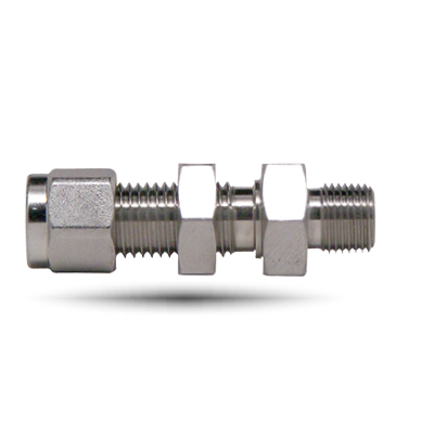 item fittings connectors bulkhead male connector tube